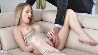 Hot woman Jenna fucks hard with her new boyfriend