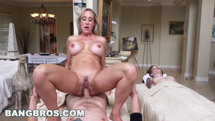 Brandi Love Threesome Pov