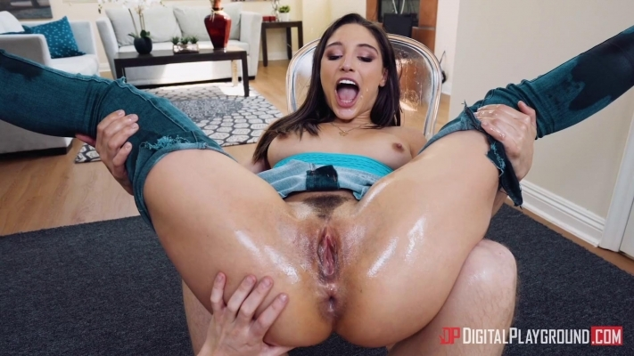 Ebony Anal Squirt Big Nipples