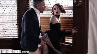 Sexy goths who fuck like wild on porn tube videos